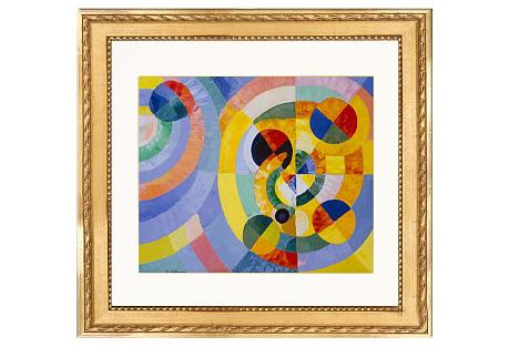 R. Delaunay, Circular Forms, 1930