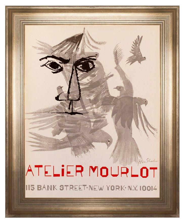 Ben Shahn, Mourlot Poster