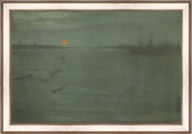 Whistler, Nocturne, Southampton Water
