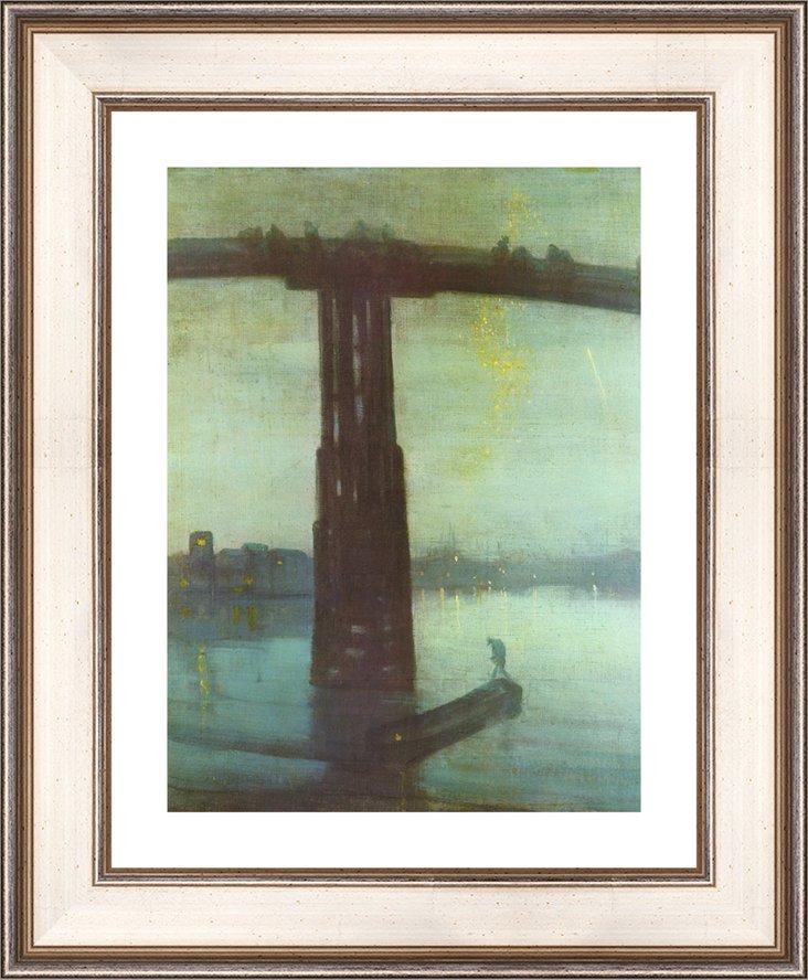 Whistler, Nocturne, Old Battersea Bridge