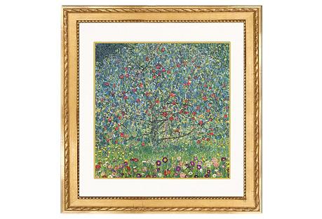 Klimt, Apple Tree, 1912