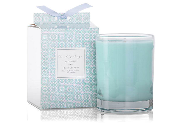 S/2 Charleston Candles, Tuberose