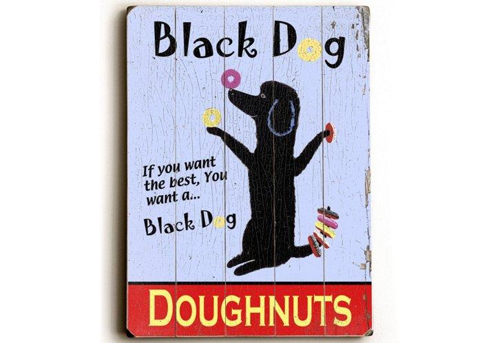 Black Dog Doughnuts