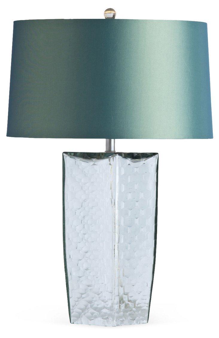 Fillmore Glass Lamp