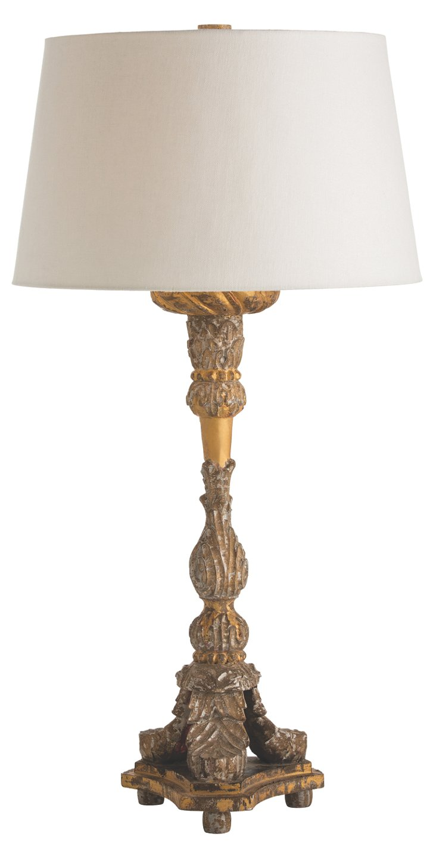 Declan Lamp, Distressed Gold