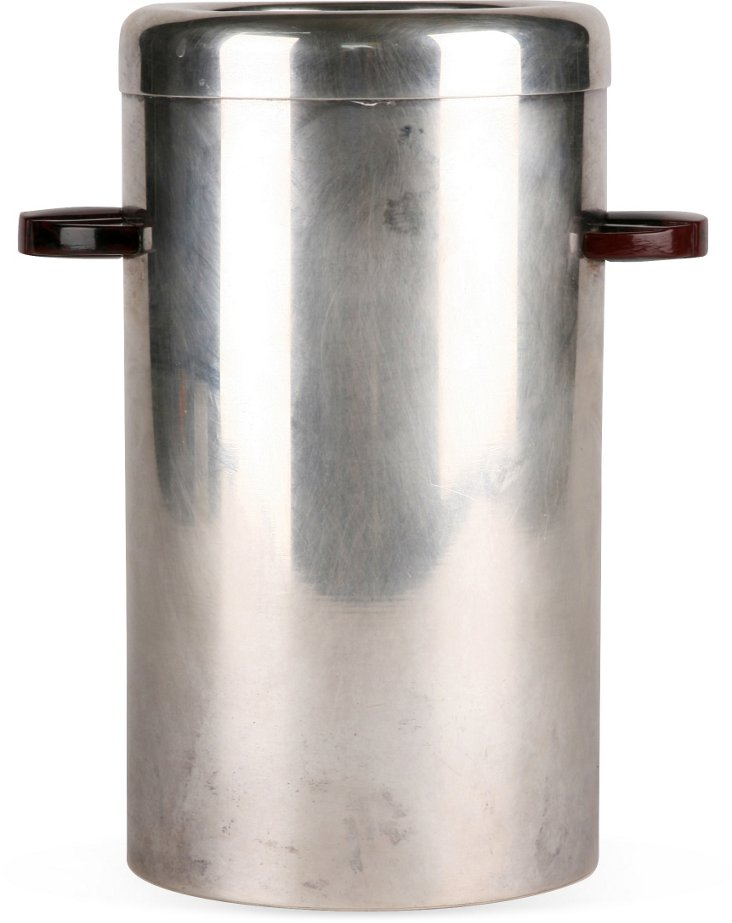 French Silverplate Wine Chiller