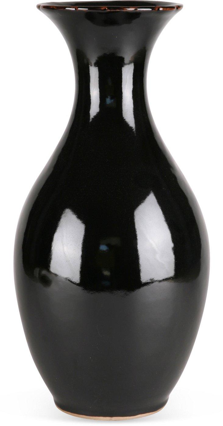 Chinese Brown Vase II