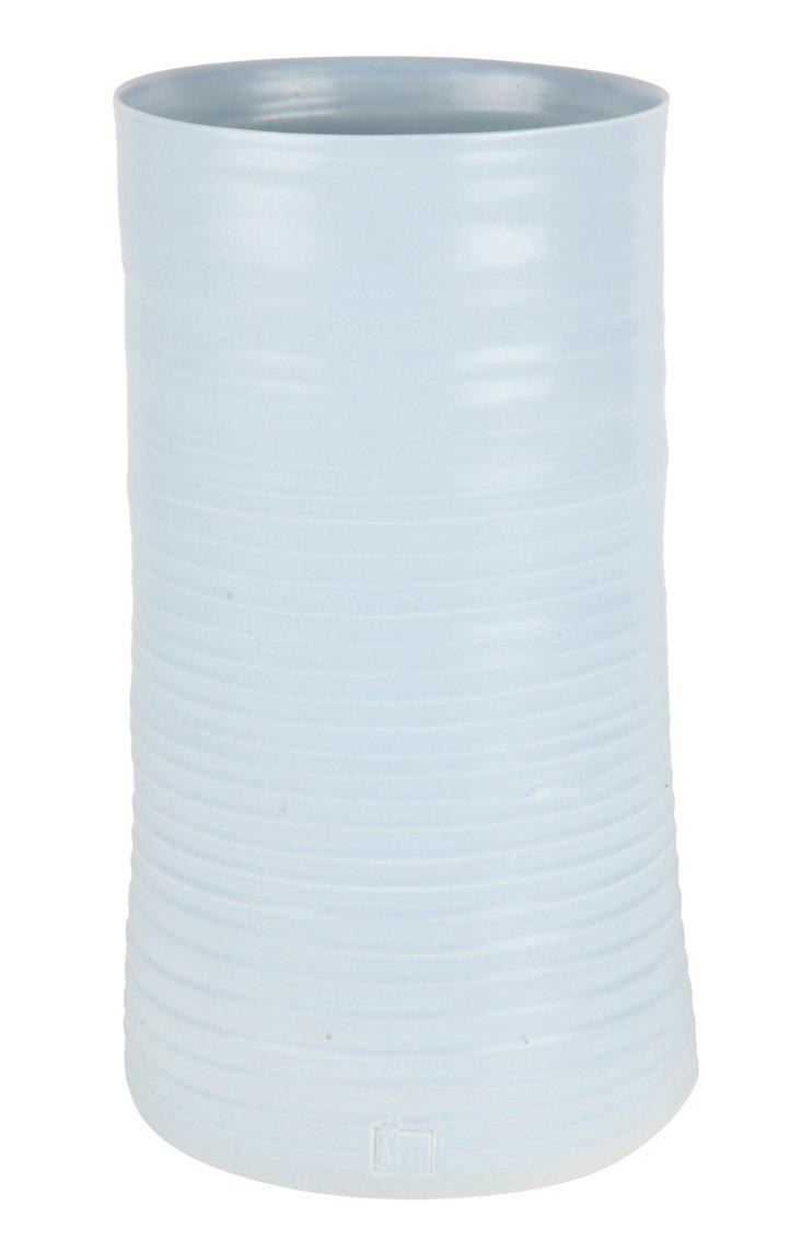Large Chinese Cylinder Vase