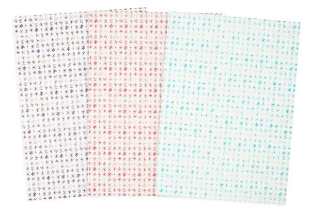 Charles Gift Wrap, 15 Sheets