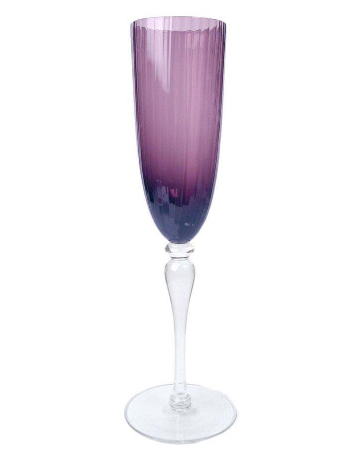 S/4 Aldrich Flutes, Purple