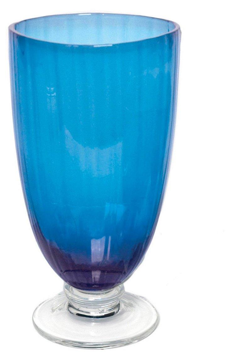 S/4 Aldrich Glasses, Blue