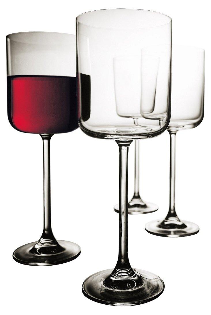 S/4 Cosmopolitan Wineglasses