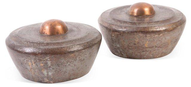 Thai Gongs, Pair