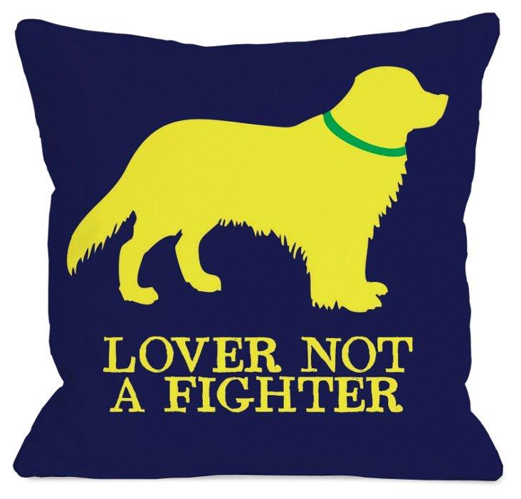 Love 18x18 Pillow, Multi