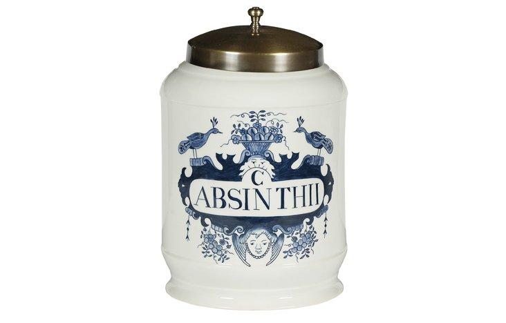 Pharmacy Jar, Absinthii
