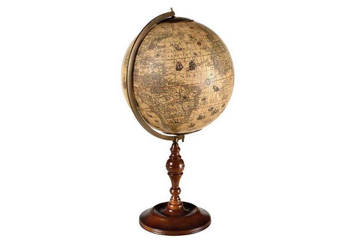 Hondius Globe