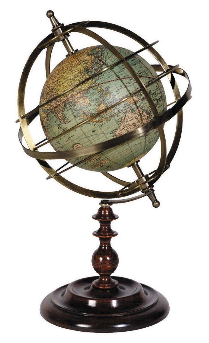 Terrestrial Armillary Globe