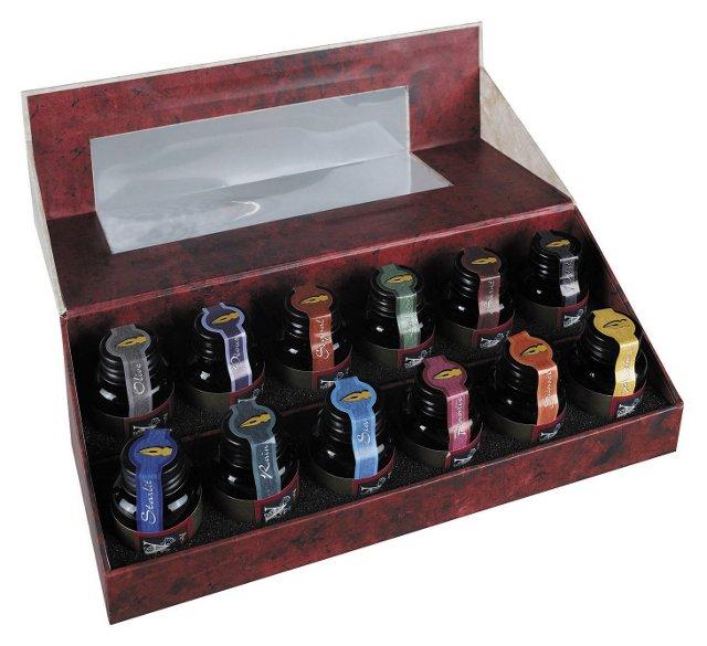 Colorful Prose Ink Set