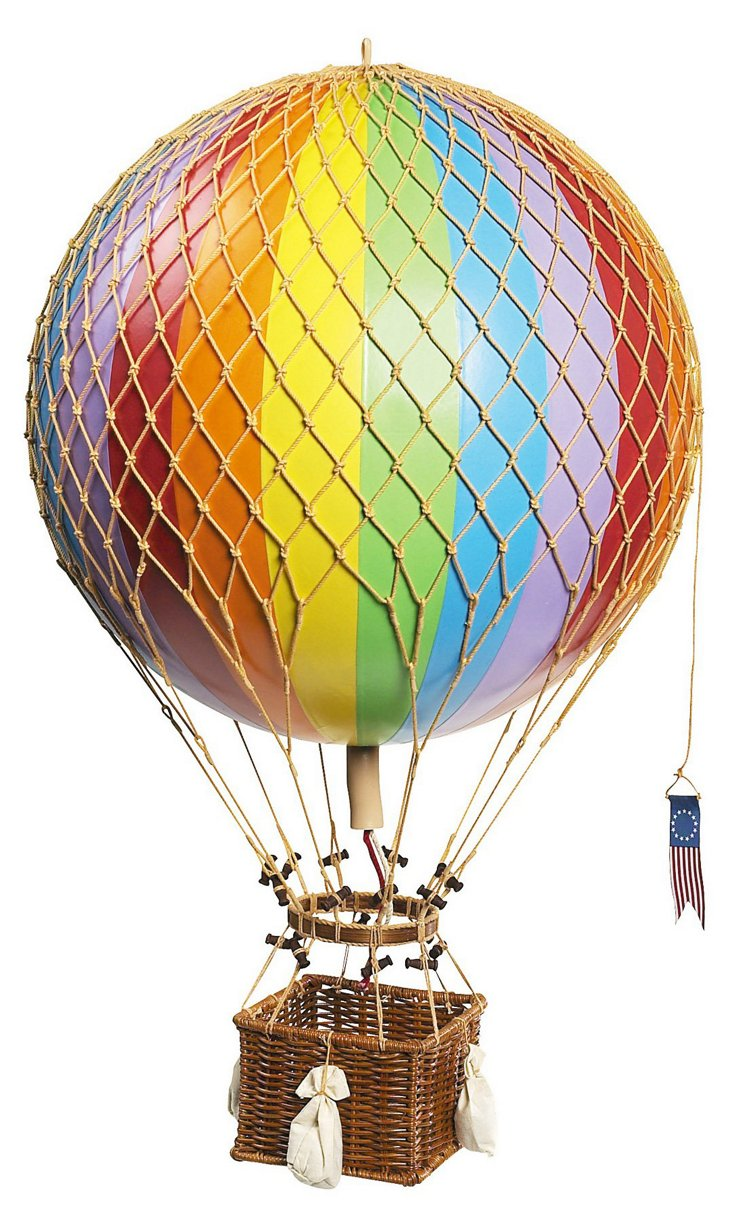 """22"""" Royal Aero, Rainbow"""