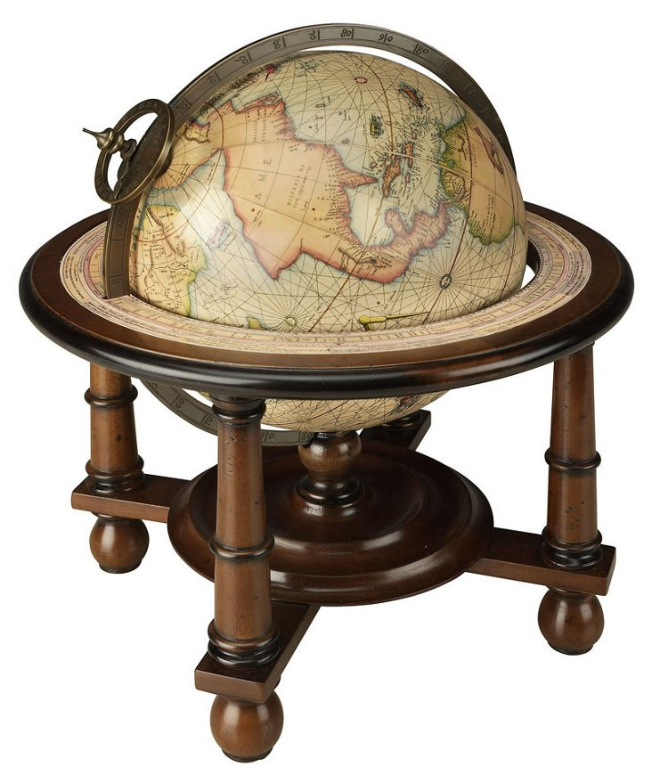 "12"" Navigators Terrestrial Globe"