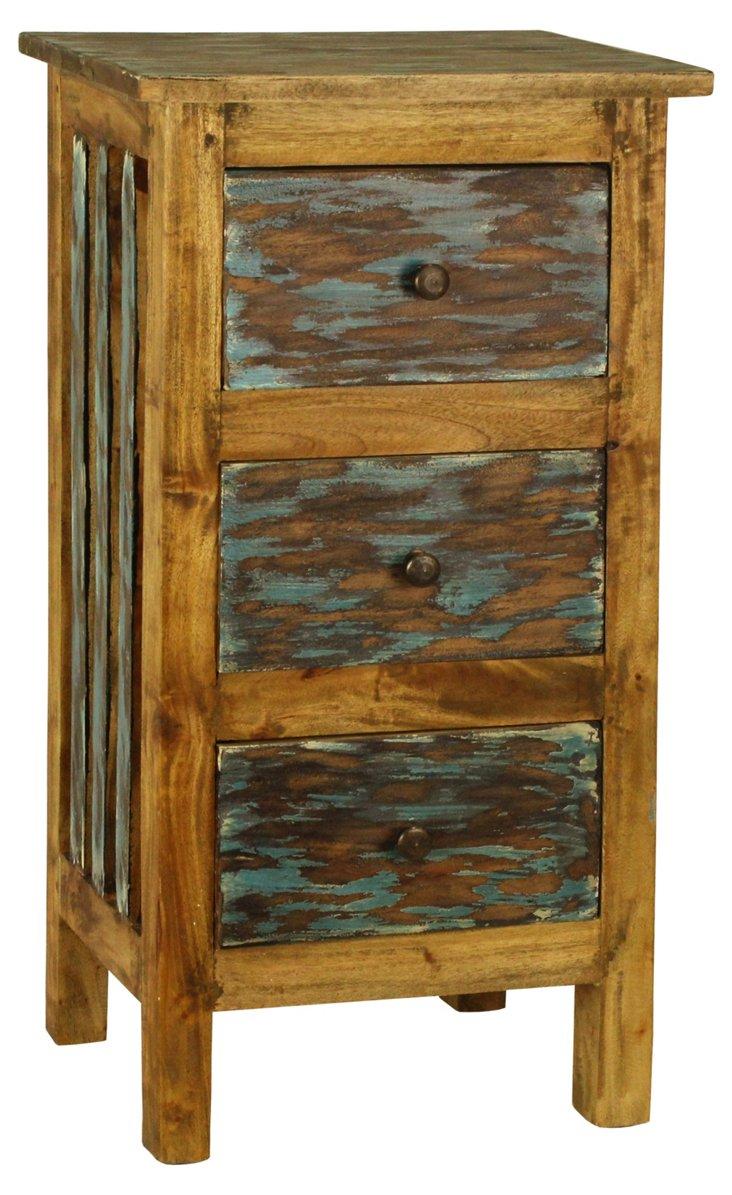 Lyon Three-Drawer Cabinet