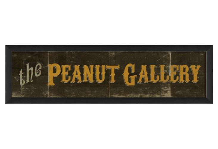 The Peanut Gallery