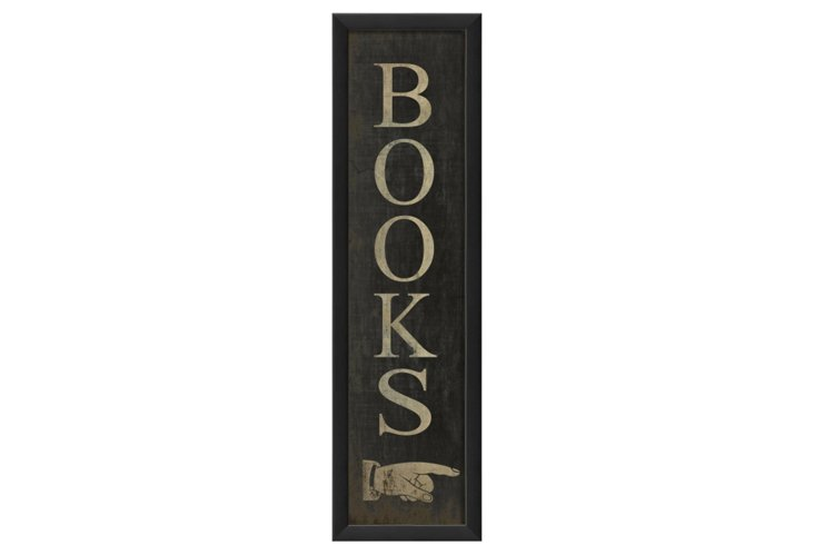 Books, White