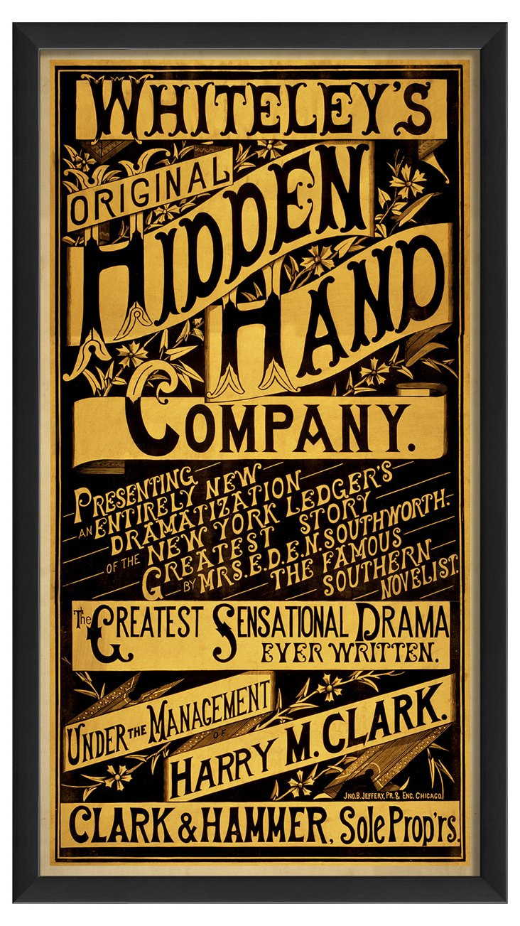 Original Hidden Hand Company I