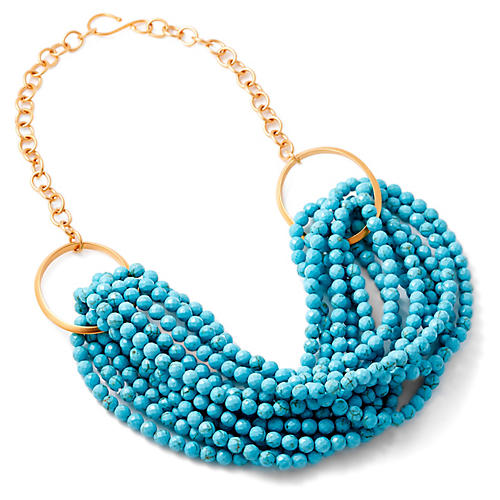 Twist Juno Necklace