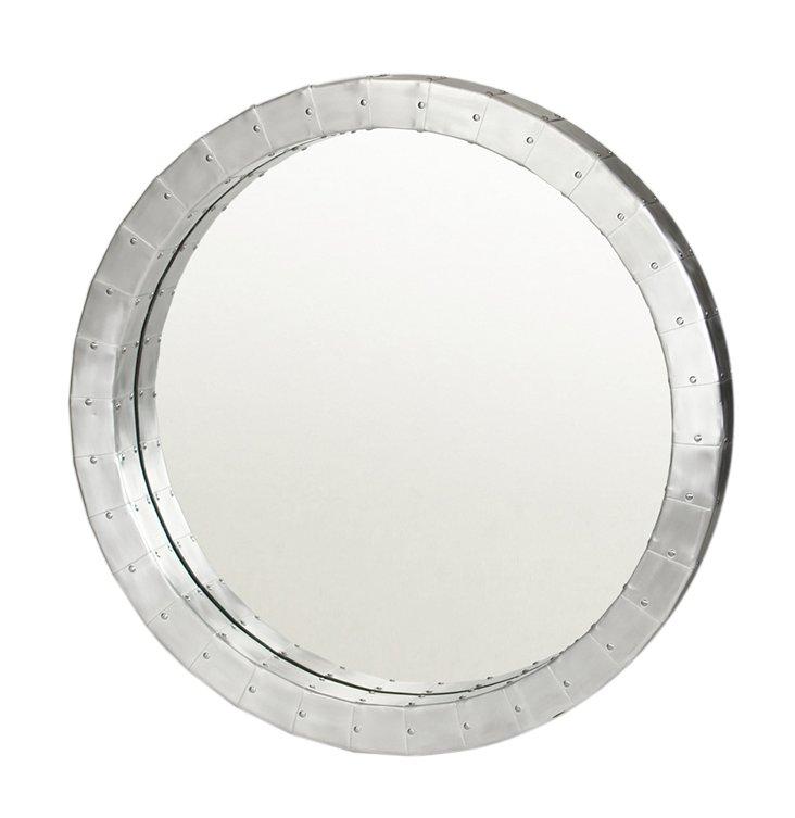 Donovan Mirror, Silver