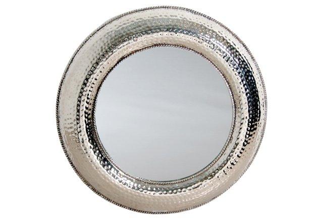 Brady Mirror, Silver