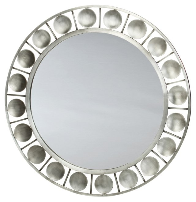 Joaquin Mirror, Nickel