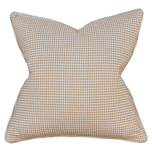 Hunt Club 22x22 Pillow, Ivory