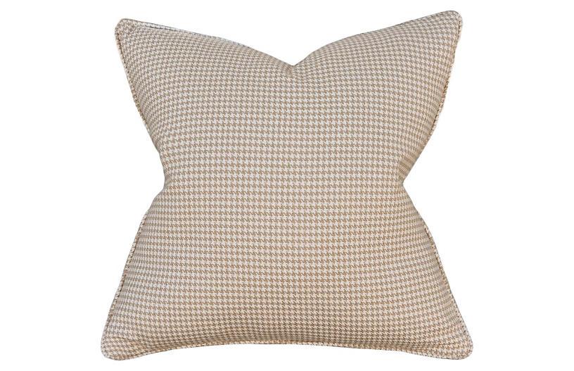 Hunt Club 22x22 Pillow, Ivory