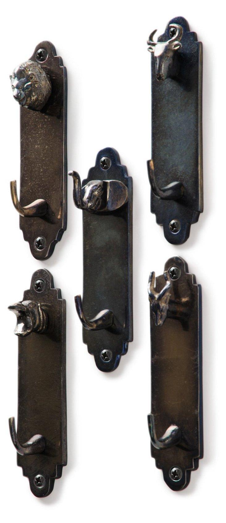 Animal Hooks Set
