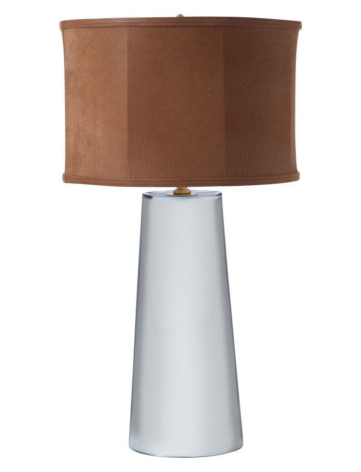 Glass Cairo Table Lamp