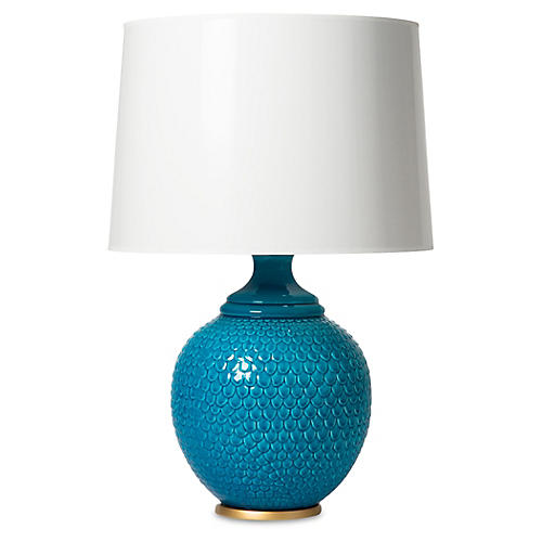 Scaled Table Lamp