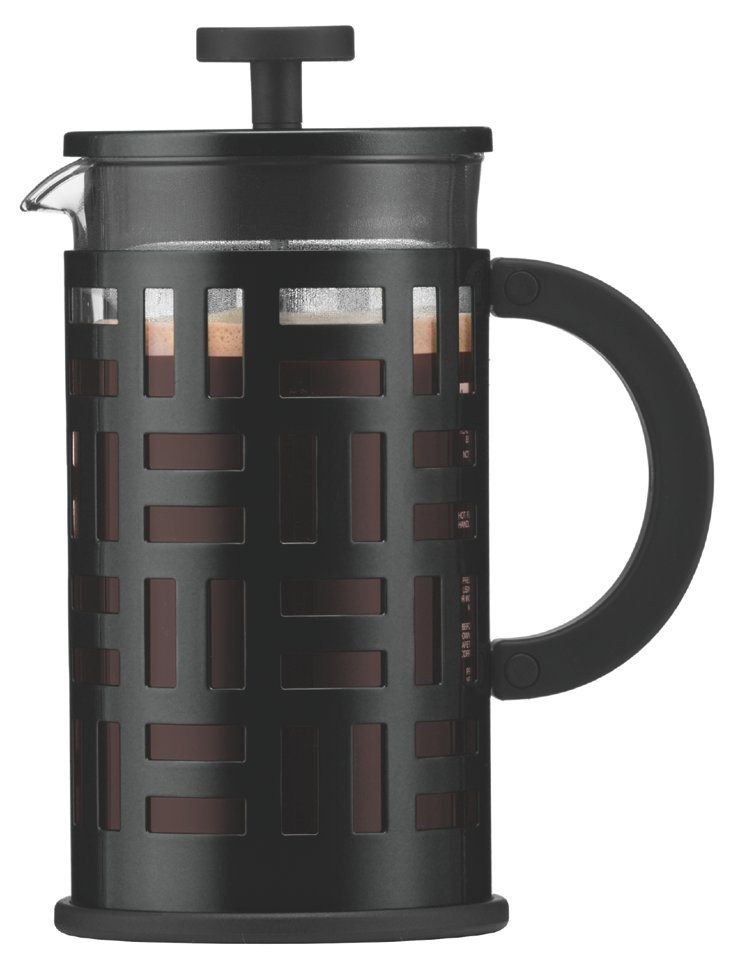 8-Cup Eileen Coffee Maker, Black