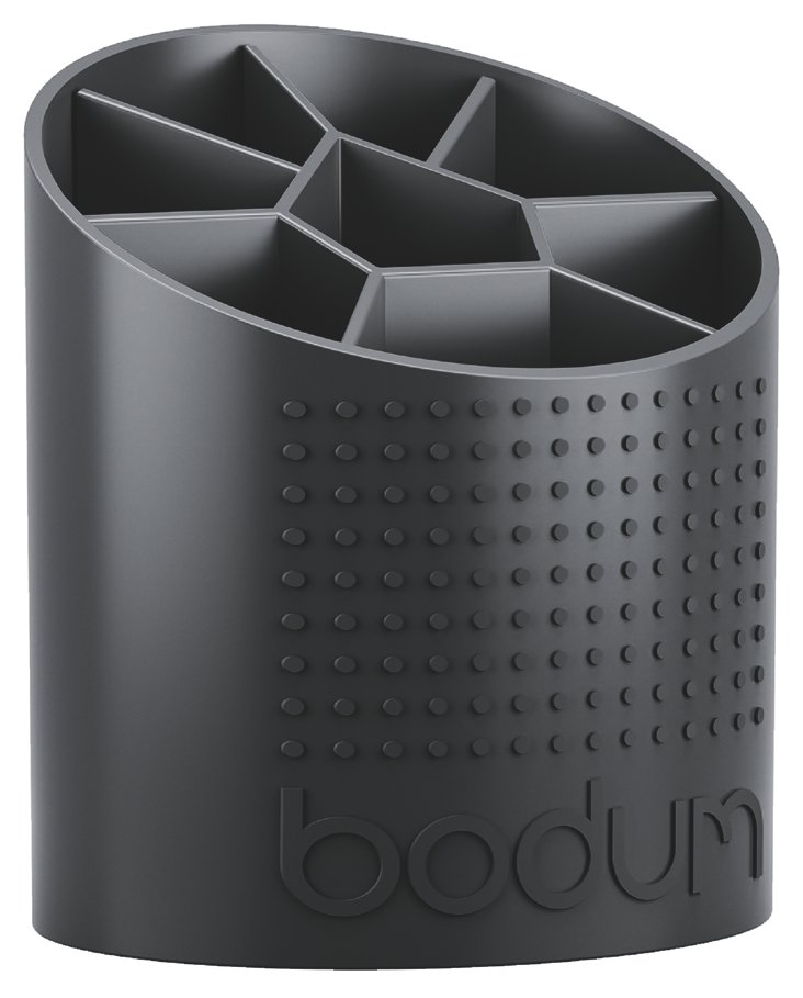 Utensil Holder, Black