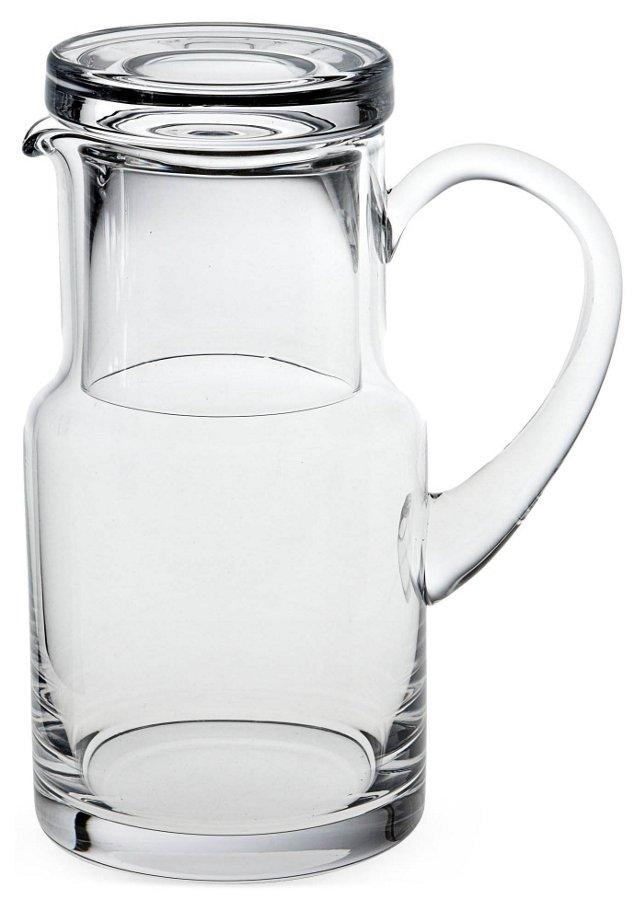 2-Pc Carafe & Glass Set