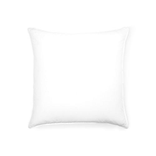 Euro Cirrus Down Pillow, Firm