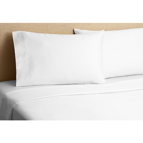700 TC Sheet Set, White