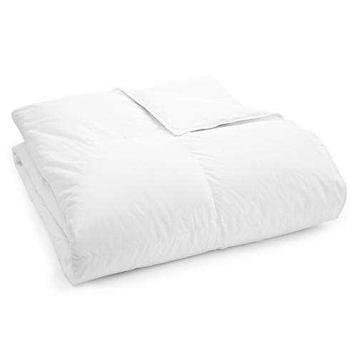 Winter-Weight Cirrus Down Duvet