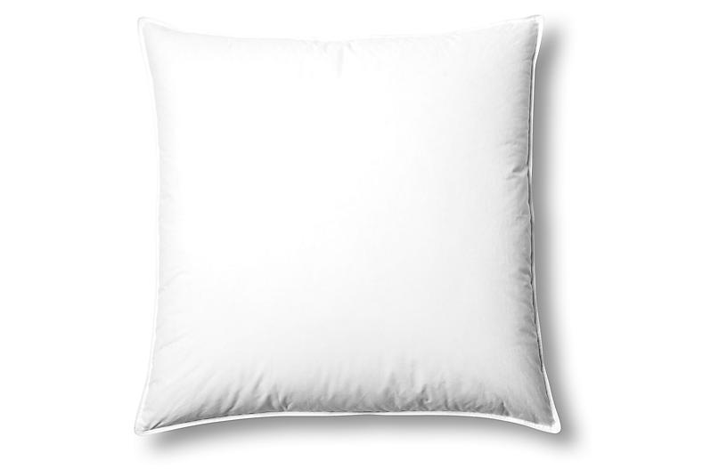 Studio Down Pillow, Firm