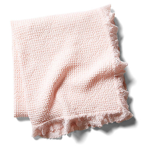 Sara Throw, Pink