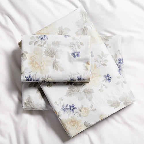 Bridgeport Sheet Set, Blue