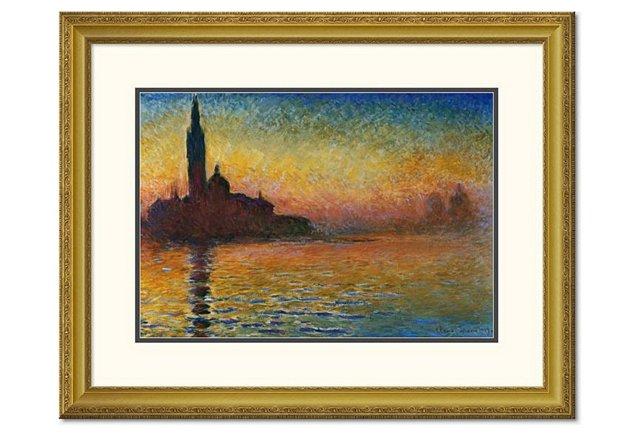 Monet, San Giorgio Maggiore