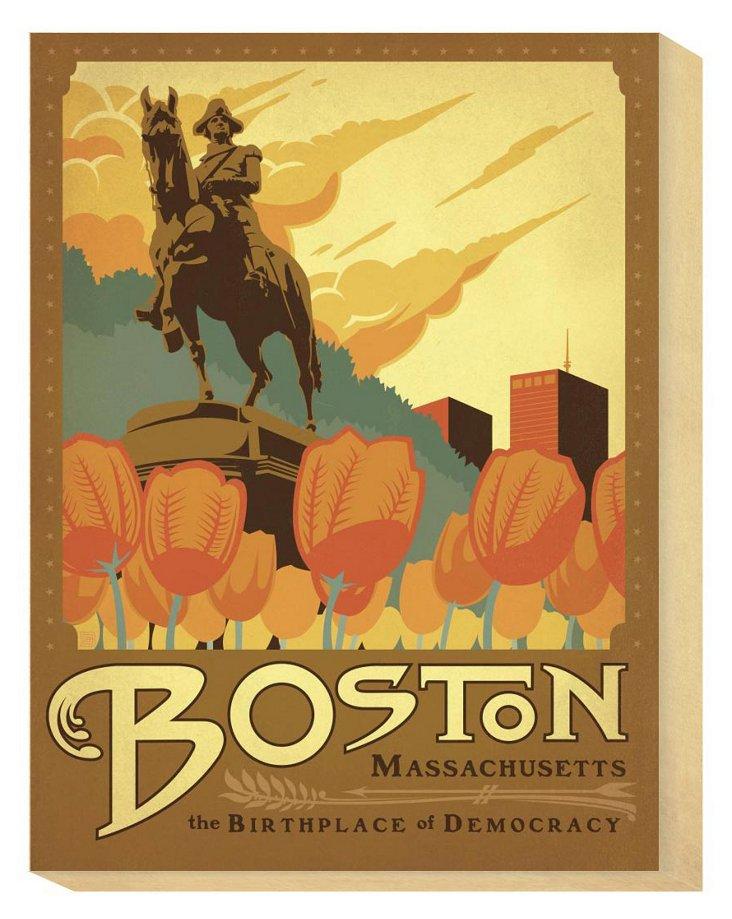 Boston, The Birthplace of Democracy