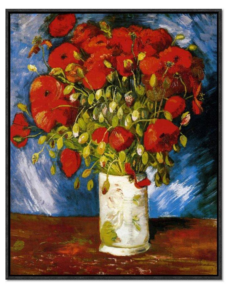 Vincent Van Gogh, Poppies 1886