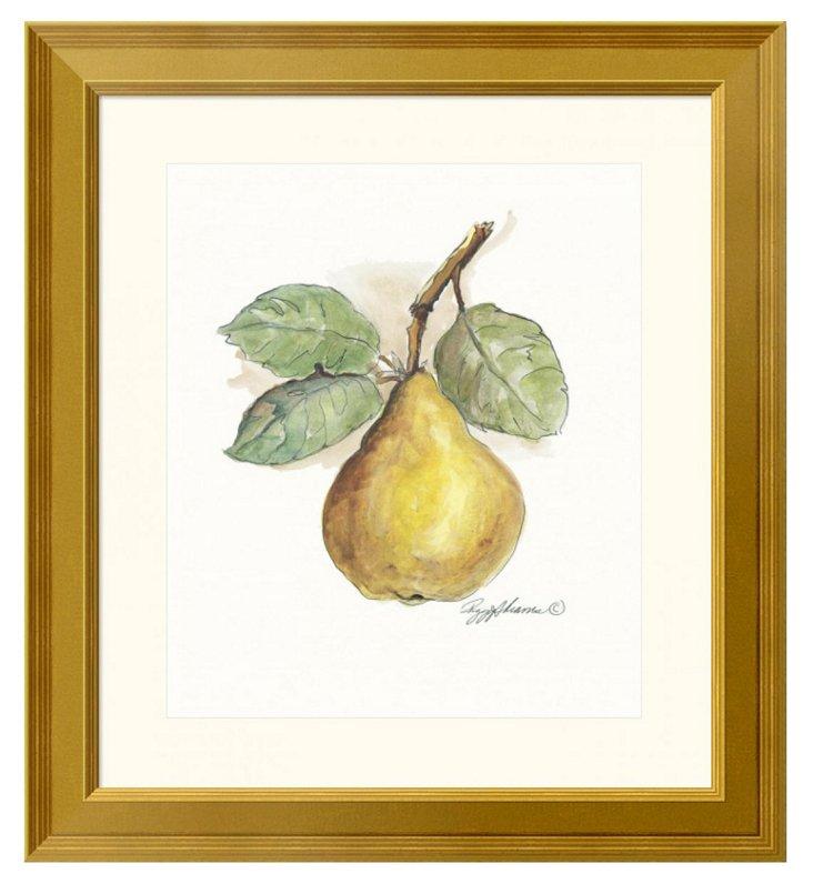Peggy Abrams, Pear